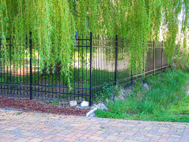 DiFranco Gate & Fence - Residential & Commercial Custom Fence Contractor - Ornamental Iron Fence - Sonoma County CA
