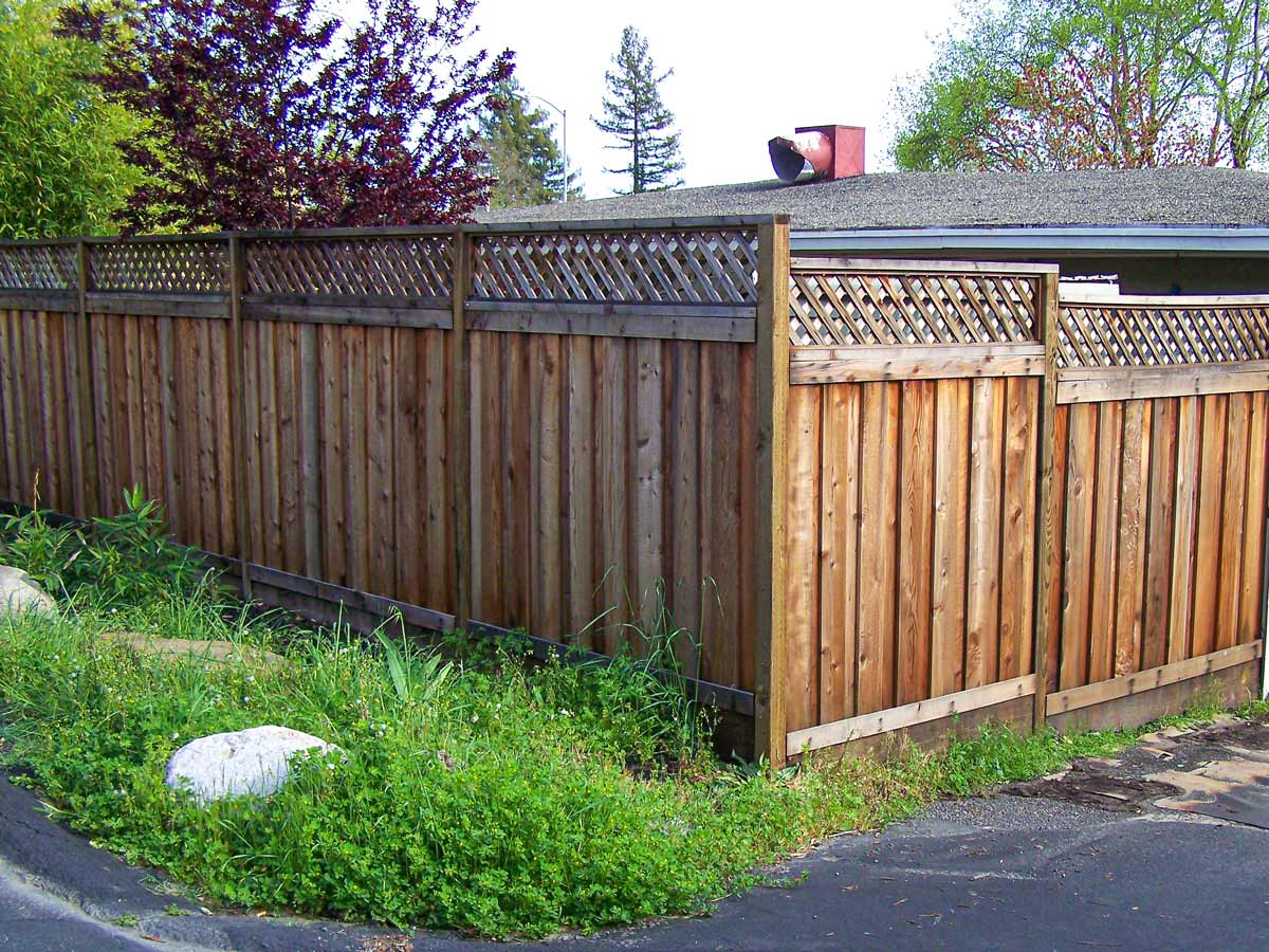 DiFranco Gate & Fence - Residential & Commercial Custom Fence Contractor - Wood Style Privacy Fence - Santa Rosa CA