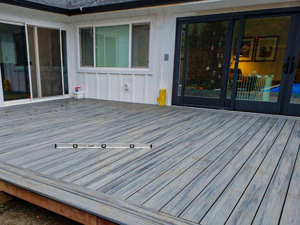 DiFranco Gate & Fence Company - Full-Service Custom Built Deck Construction Company - Custom Built Sandland Deck - Residential & Commercial Contractor Services - Rohnert Park CA